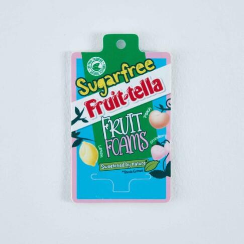 Fruit-tella Fruit Foams promoheader