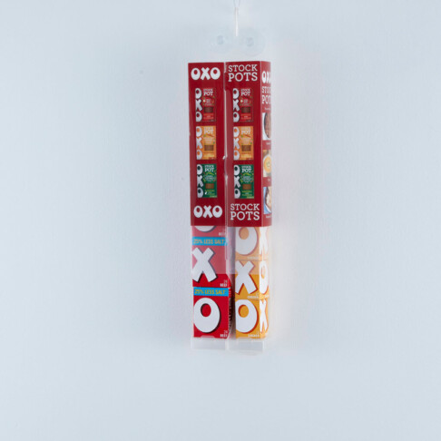 OXO branded drop feed unit