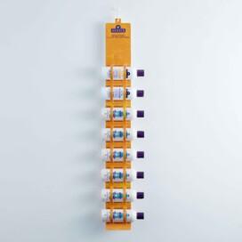Bandolier strip with Aussie product