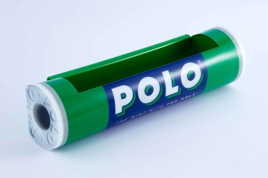 Polo display shelkf extender
