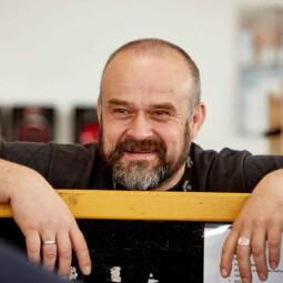 Adam Sadeki - Press Room Supervisor